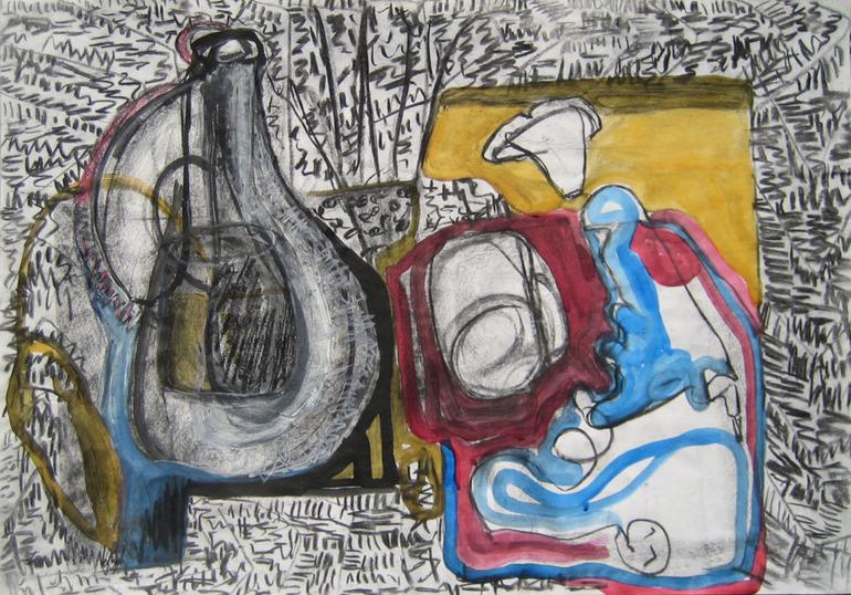 Work | Kate Kelly Paintings